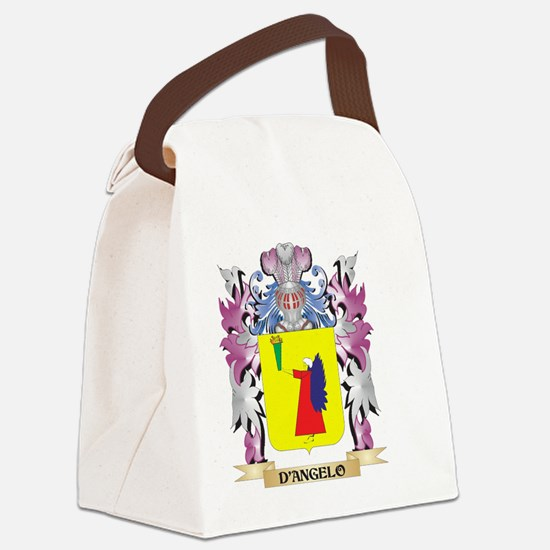 Unique Dangelo Canvas Lunch Bag
