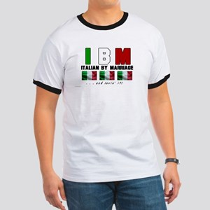 Italian By Marriage - and lov Ringer T