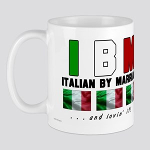 Italian By Marriage - and lov Mug