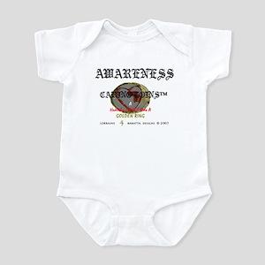 Awareness - Caring Coin Healt Infant Bodysuit