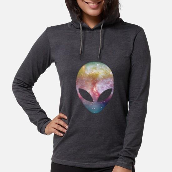 Cosmic Alien Long Sleeve T-Shirt