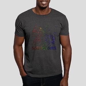 SAGITTARIUS SKIES Dark T-Shirt