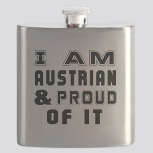 I Am Austrian And Proud Of It Flask