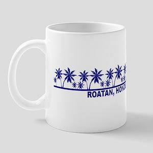Roatan, Honduras Mug
