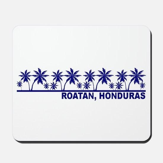 Roatan, Honduras Mousepad