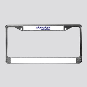 Roatan, Honduras License Plate Frame
