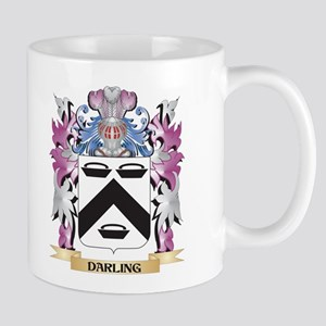 Darling Coat of Arms (Family Crest) Mugs