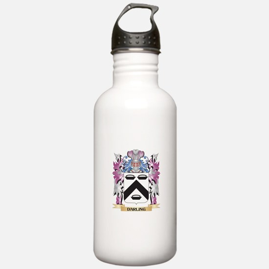 Darling Coat of Arms ( Water Bottle