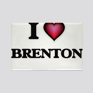 I love Brenton Magnets