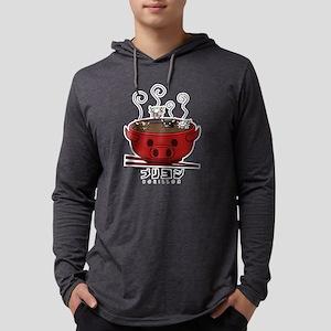 Cow Cube Soup Long Sleeve T-Shirt