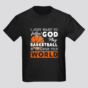 Play Basketball And Change The World T-Shirt