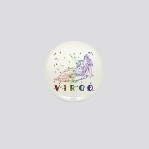 VIRGO SKIES Mini Button