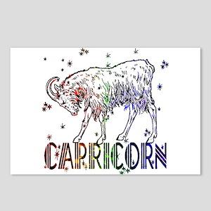 CAPRICORN SKIES Postcards (Package of 8)