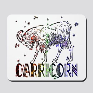 CAPRICORN SKIES Mousepad