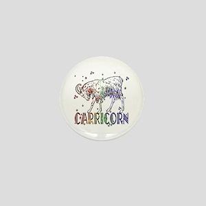 CAPRICORN SKIES Mini Button