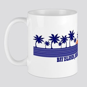 Bay Islands, Honduras Mug