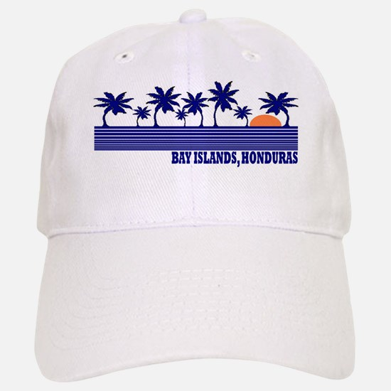 Bay Islands, Honduras Baseball Baseball Cap