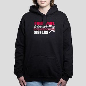 This Girl Loves Her Scra Women's Hooded Sweatshirt