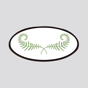 Fern Leaves Patch
