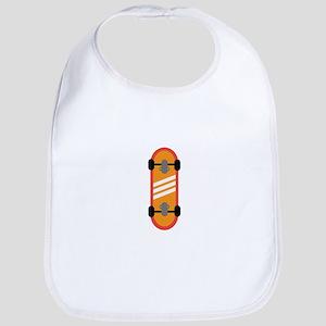 Orange Skateboard Bib