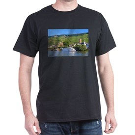Cruise boat Rudesheim, Germany T-Shirt