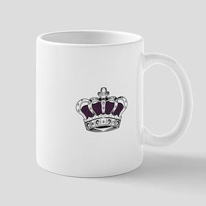 Crown - Purple Mugs