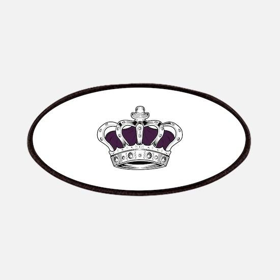 Crown - Purple Patch