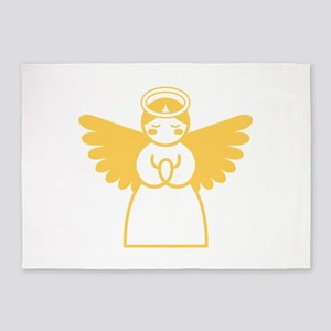 Angel 5'x7'Area Rug