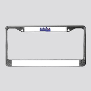 Nicaragua License Plate Frame