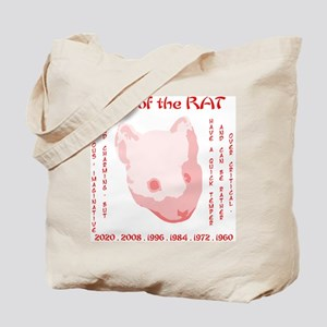Year of the Rat Tote Bag