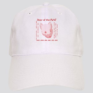 Year of the Rat Cap