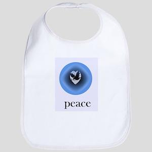 Wings of Peace Bib