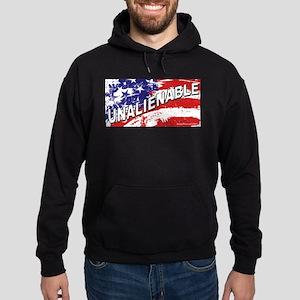 Unalienable Hoodie (dark)