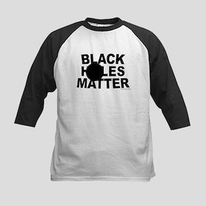 Black Holes Matter Baseball Jersey