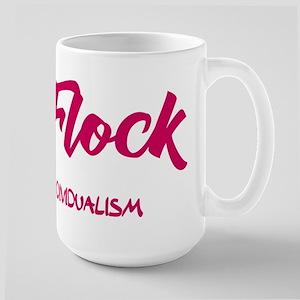 The Flock Logotype Mugs