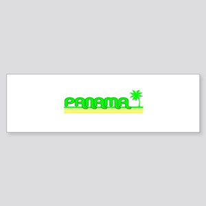 Panama Bumper Sticker