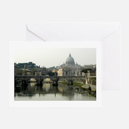 Vatican City Greeting Card