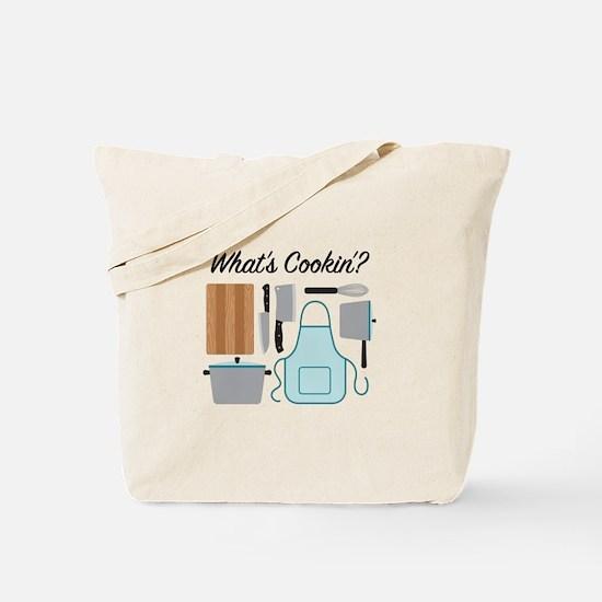 Whats Cookin Tote Bag