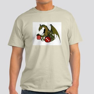 Dice and Dragons Light T-Shirt