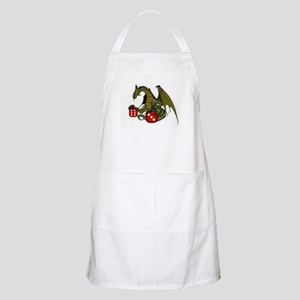 Dice and Dragons BBQ Apron