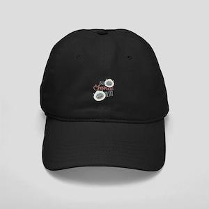 Christmas Yeti Baseball Hat
