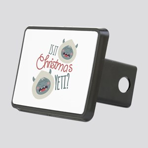 Christmas Yeti Hitch Cover