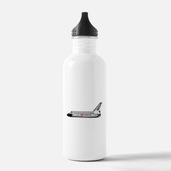 United States Shuttle Water Bottle