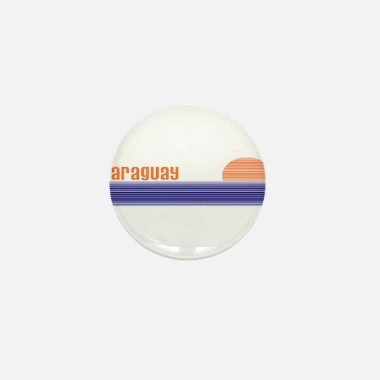 Paraguay Mini Button