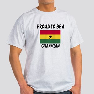 Proud To Be Ghanaian Light T-Shirt