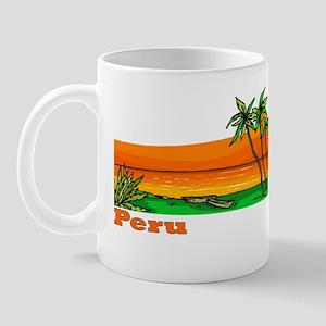 Peru Mug