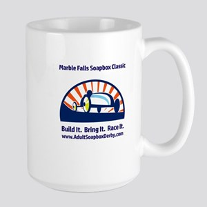 Marble Falls Soapbox Classic Logo Mugs