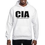 Crazy Insane Abnormal Hooded Sweatshirt