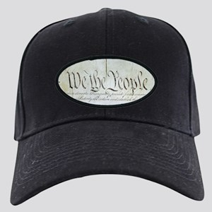 We The People Black Cap
