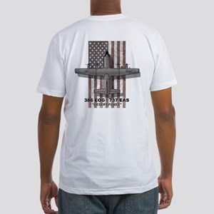 737 Eas T-Shirt- Double Sided Graphic
